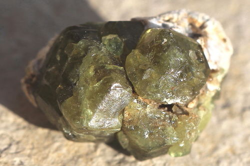 Demantoid Stufe 03